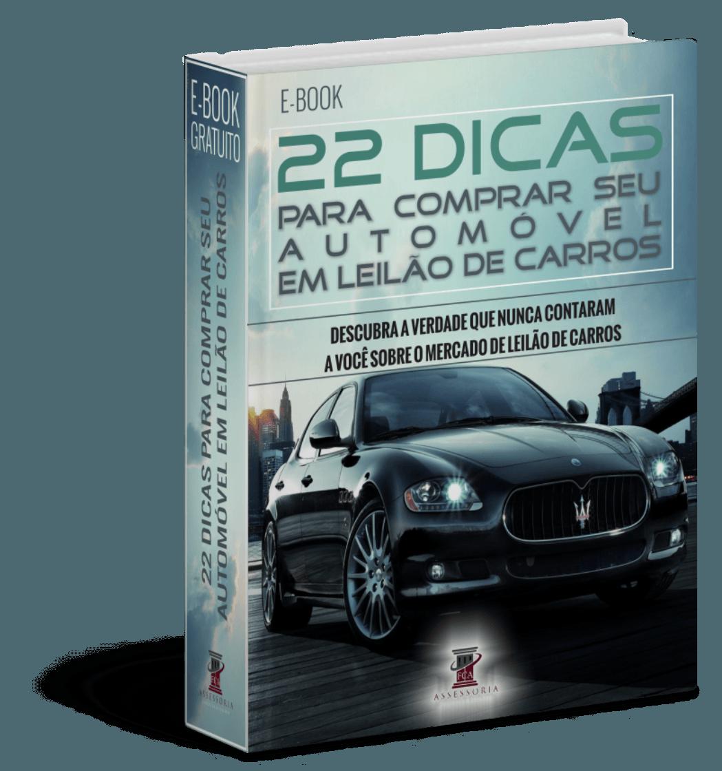 ebook-leilão de carros